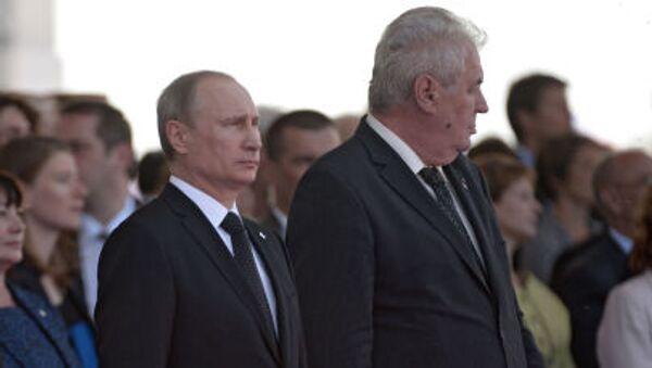 """""""Jen zaprodanec v cizím zájmu z nás může dělat nepřítele Ruska."""" Fiala to natřel politikům z demobloku. Silná slova - Sputnik Česká republika"""