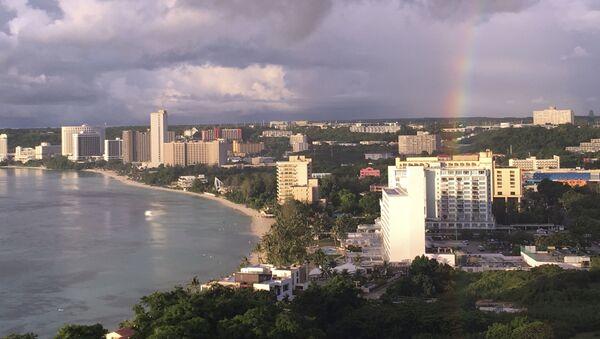 Guam, USA - Sputnik Česká republika