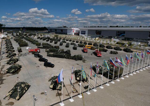 Mezinárodní vojensko-technický fórum Armija 2017