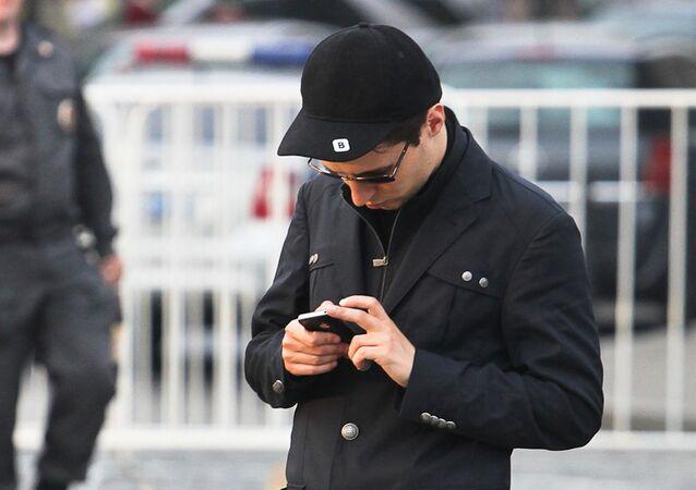 Zakladatel Telegramu Pavel Durov