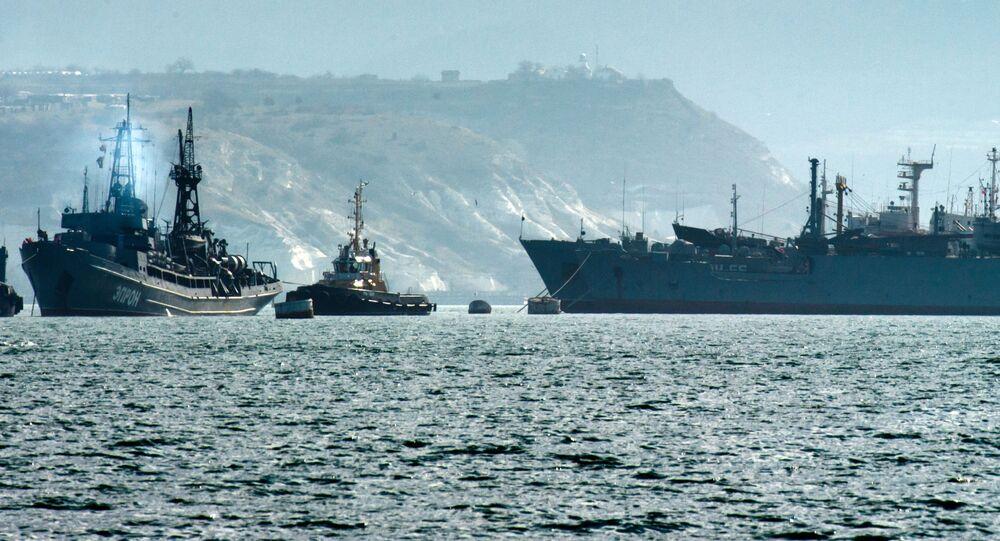 Lodě černomořské flotily