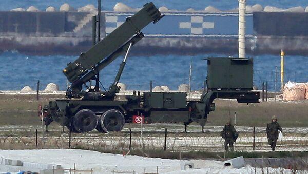 Komplet Patriot v Japonsku - Sputnik Česká republika
