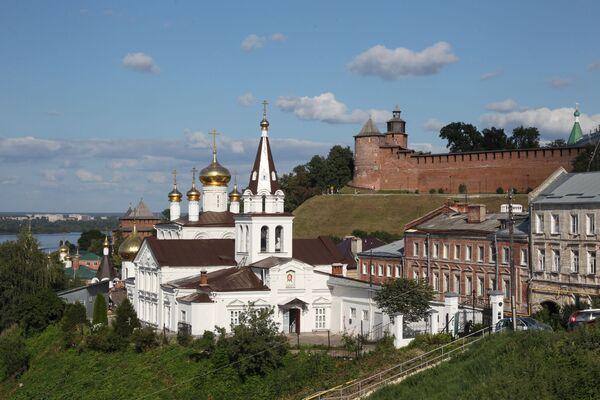 Chrám Narození Jana Křtitele v Nižním Novgorodu - Sputnik Česká republika