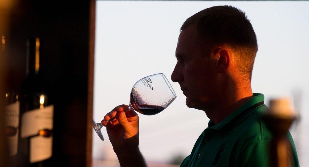 Festival vína v Koktebelu