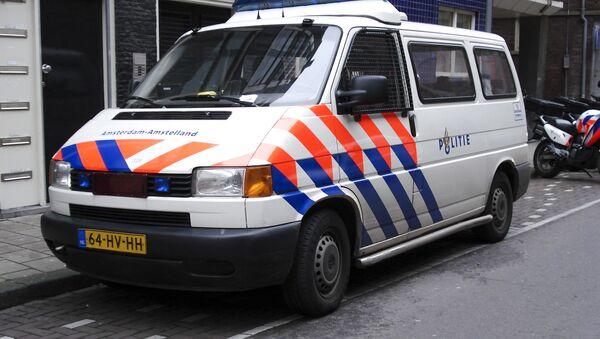 Nizozemská policie - Sputnik Česká republika