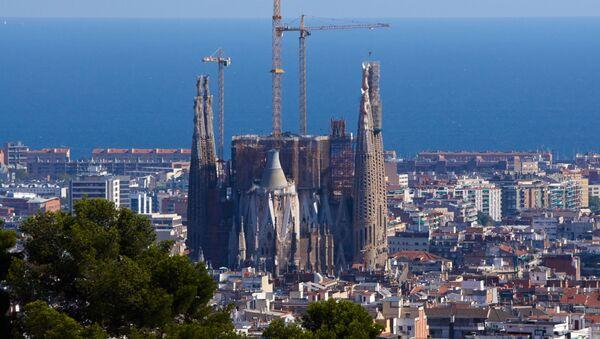 Barcelona - Sputnik Česká republika