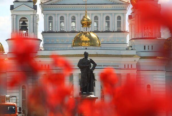 Perly Ruska: město Saransk - Sputnik Česká republika