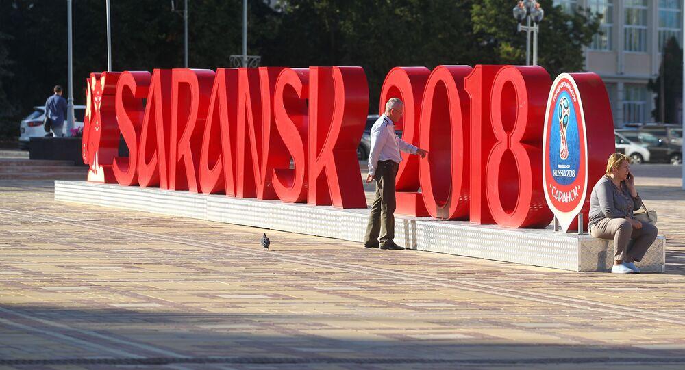 Saransk 2018