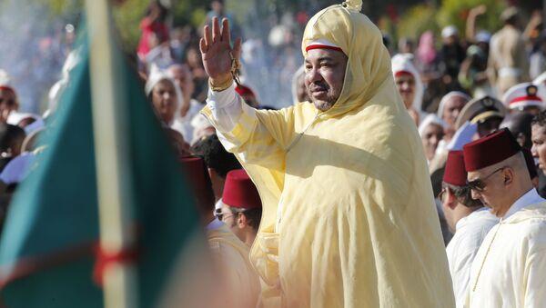 Král Maroka Mohamed VI - Sputnik Česká republika