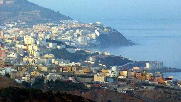 Pohled na město Ceuta - Sputnik Česká republika