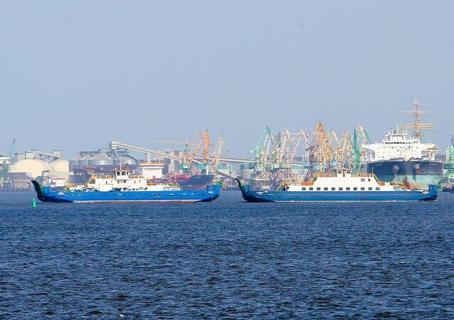 Námořní přístav Klaipėda