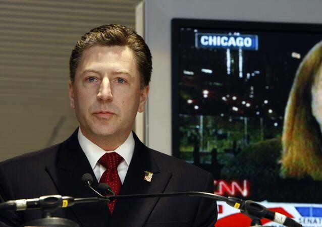 Zvláštní představitel USA na Ukrajině Kurt Volker