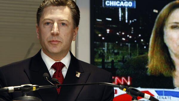 Zvláštní představitel USA na Ukrajině Kurt Volker - Sputnik Česká republika