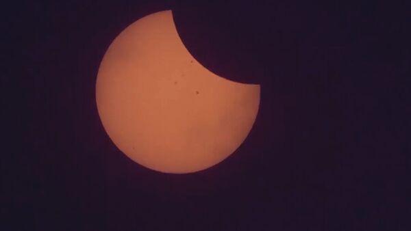 Velké zatmění Slunce - Sputnik Česká republika