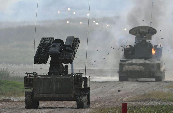 Mezinárodní vojensko-technické fórum Armáda 2017 - Sputnik Česká republika
