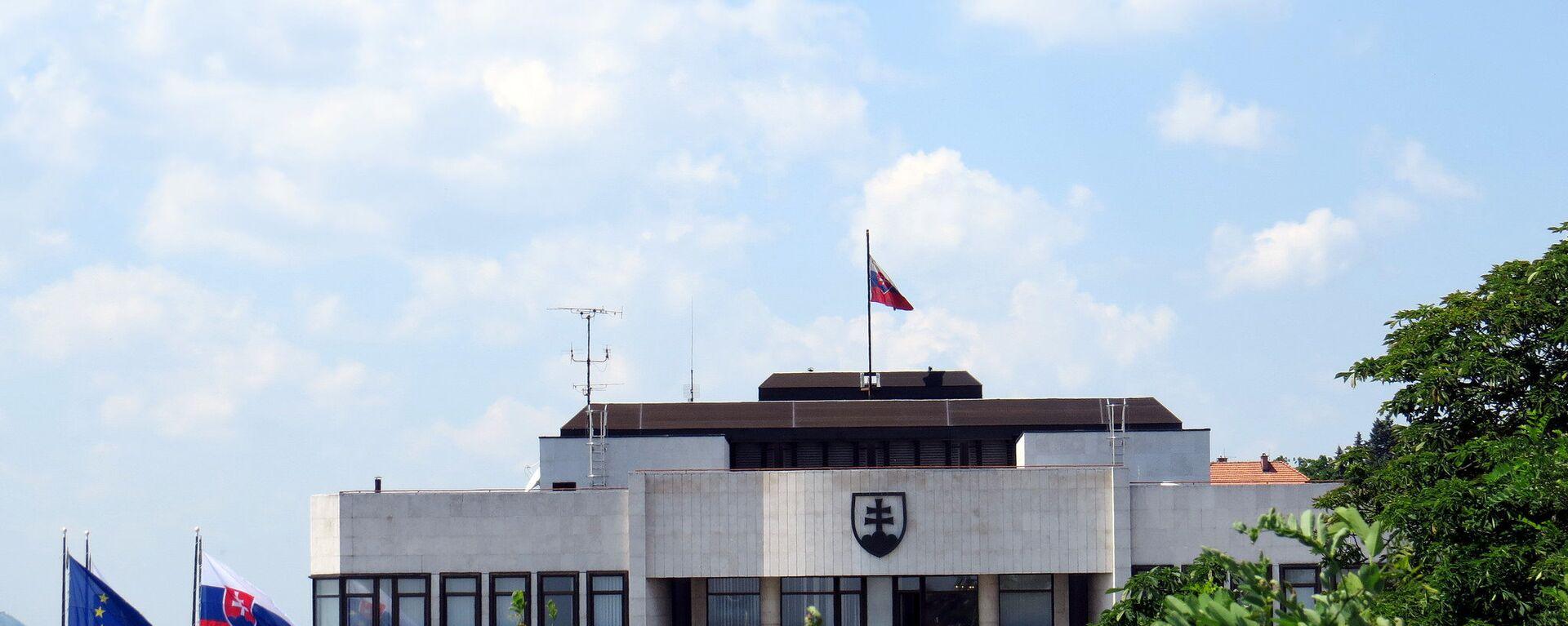 Slovenský parlament - Sputnik Česká republika, 1920, 25.07.2021