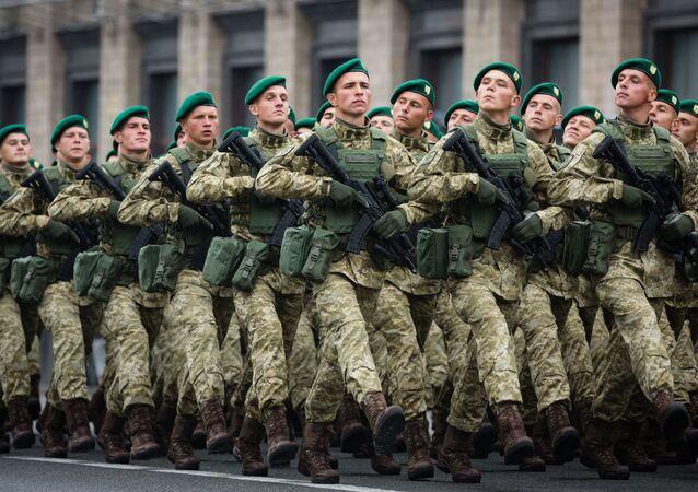 Vojenská přehlídka