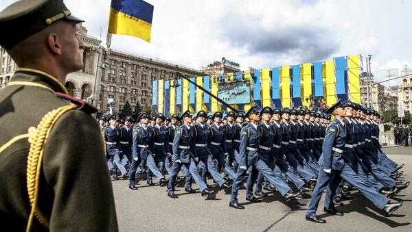 Přehlídka v Kyjevě - Sputnik Česká republika