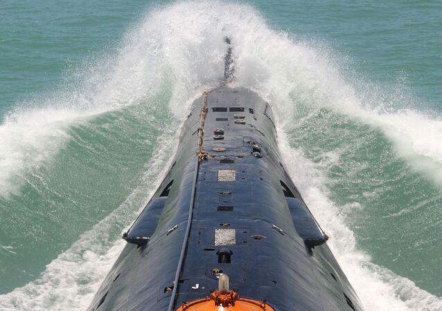 Ponorka čínského námořnictva