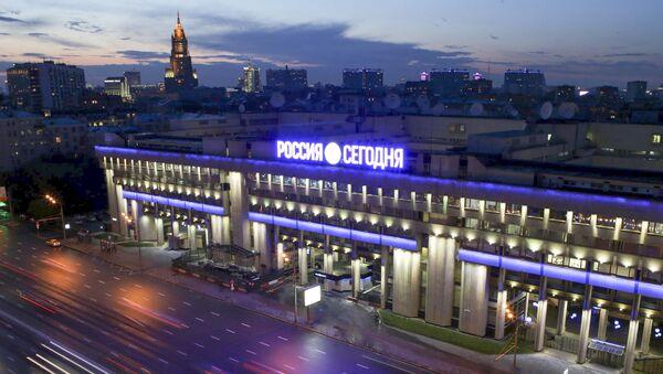 Mezinárodní informační agentura Rossia Segodnia - Sputnik Česká republika