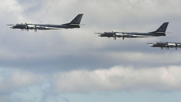 Bombardéry Tu-95MS - Sputnik Česká republika