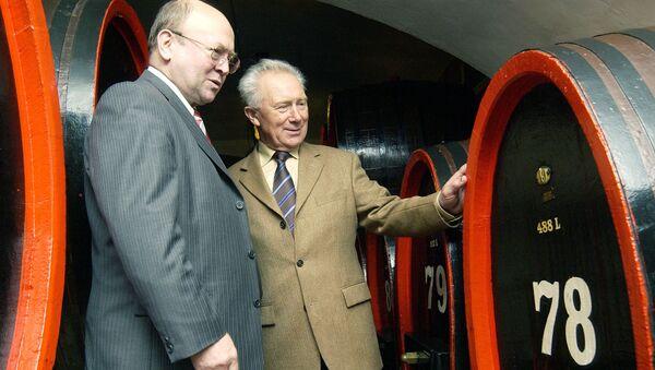 Vladimír Remek a Sigmund Jaehn - Sputnik Česká republika