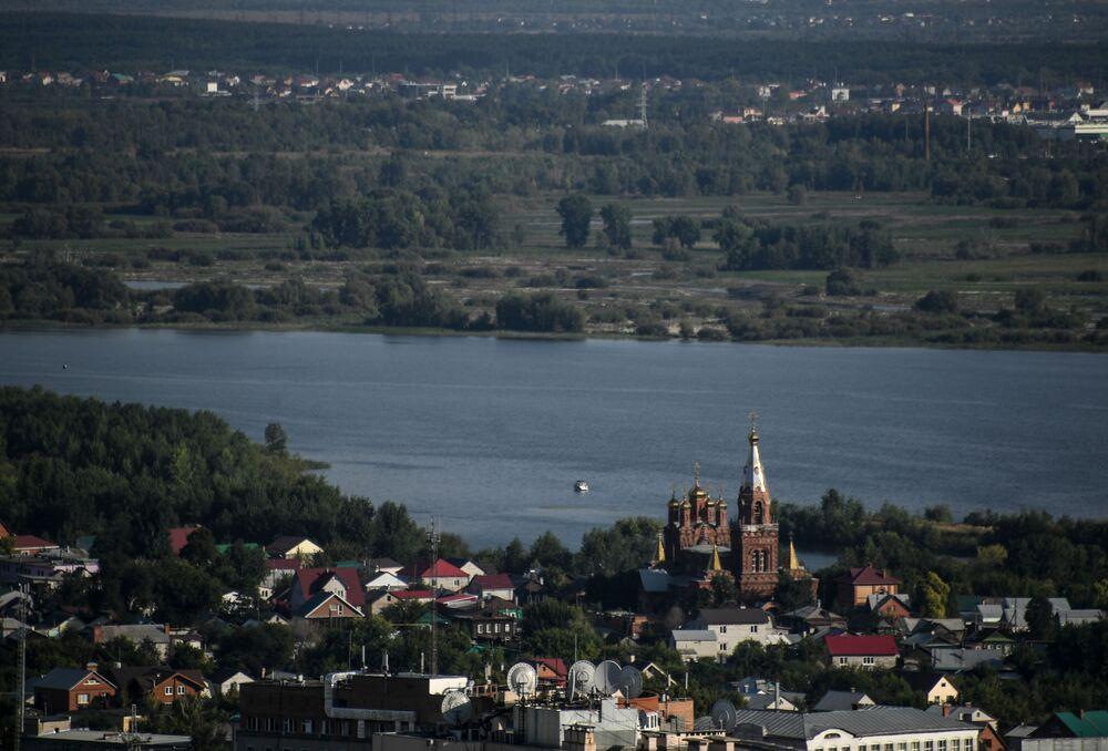 Ruská města: Samara