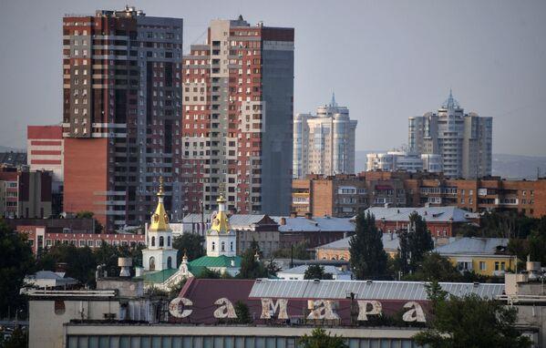 Ruská města: Samara - Sputnik Česká republika