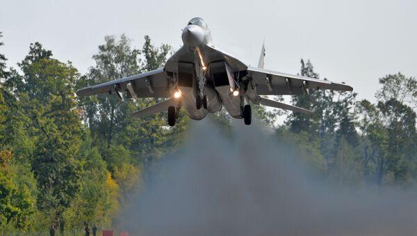 Letadlo MiG-29 - Sputnik Česká republika