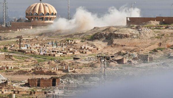 Situace v Sýrii. Archivní foto - Sputnik Česká republika
