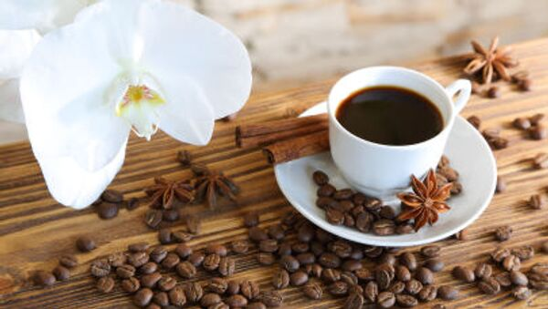 Černá káva - Sputnik Česká republika