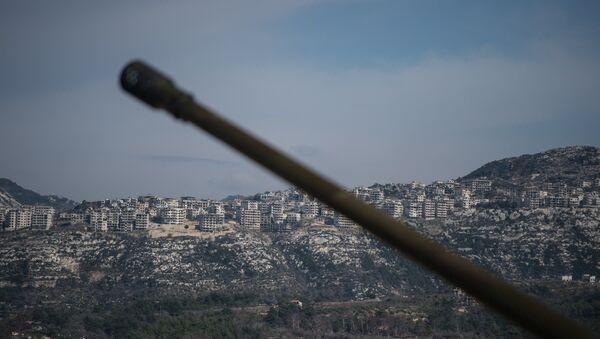 Idlib, Sýrie - Sputnik Česká republika