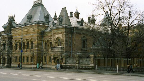 Generální konzulát Francie v Moskvě - Sputnik Česká republika
