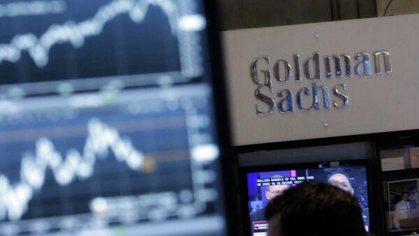 Goldman Sachs - Sputnik Česká republika