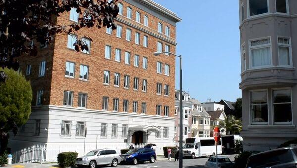 USA uzavírají konzulát RF v San Franciscu - Sputnik Česká republika