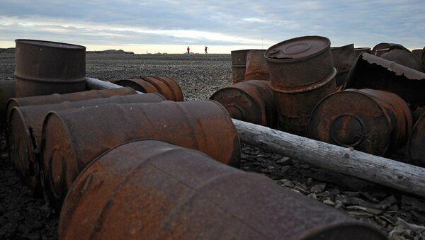 Staré železo na Wrangelově ostrově - Sputnik Česká republika