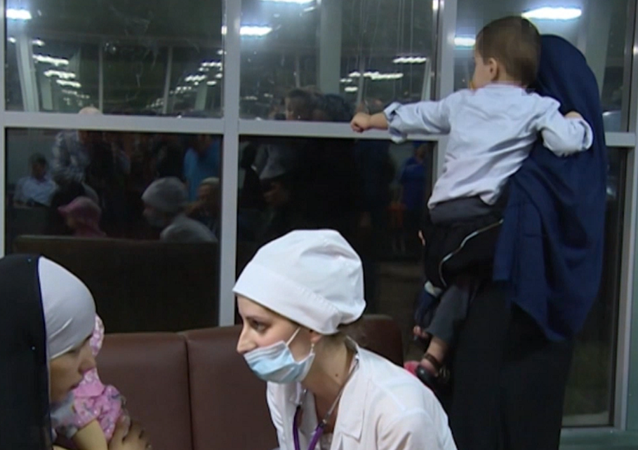 Do Čečenska dorazily zachráněné z Iráku děti