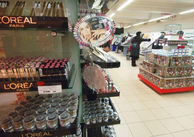 Obchod s kosmetikou