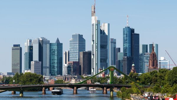 Frankfurt nad Mohanem - Sputnik Česká republika