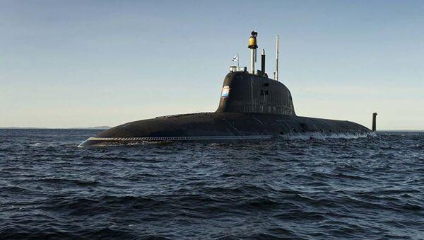 Ponorka Jaseň-M - Sputnik Česká republika