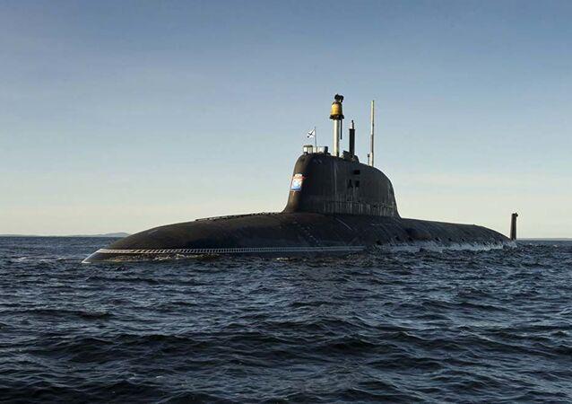 Ponorka Yaseň-M