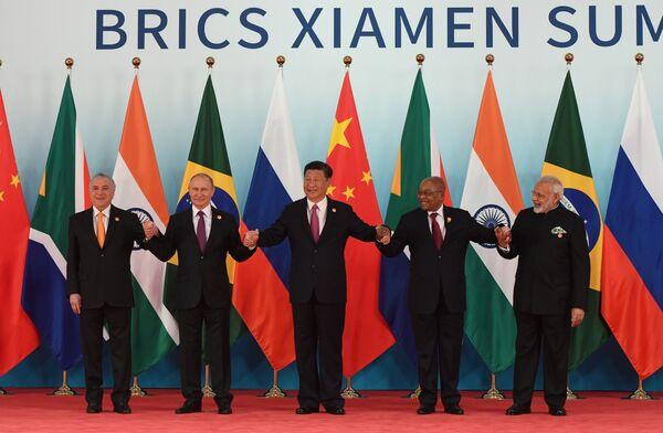 Návštěva Vladimira Putina v Číně - Sputnik Česká republika