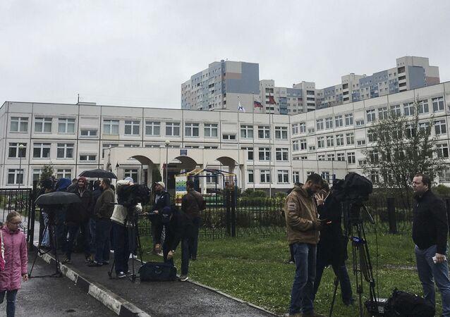 Škola v Ivantějevce