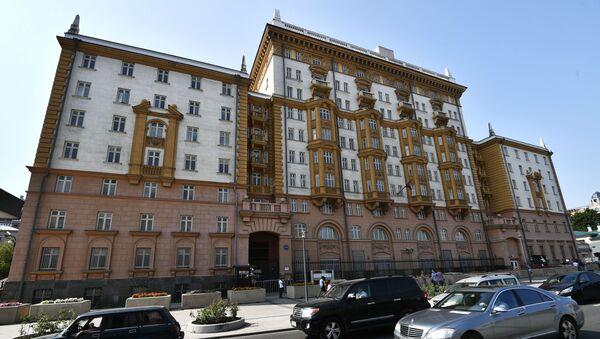 Velvyslanectví USA v Moskvě - Sputnik Česká republika