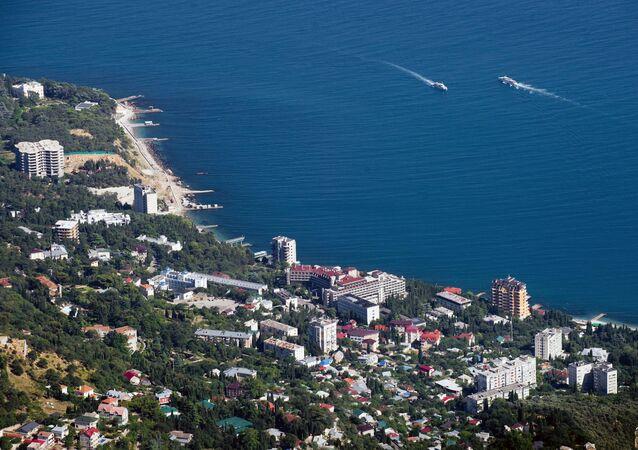 Černé moře, Krym
