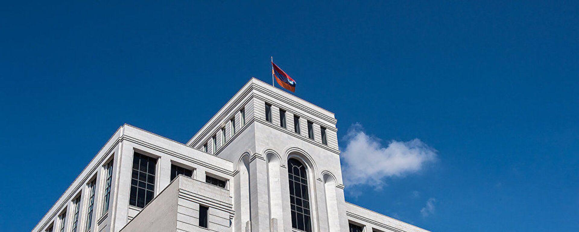 Budova ministerstev Arménie - Sputnik Česká republika, 1920, 20.06.2021