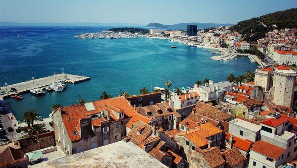 Split, Chorvatsko - Sputnik Česká republika