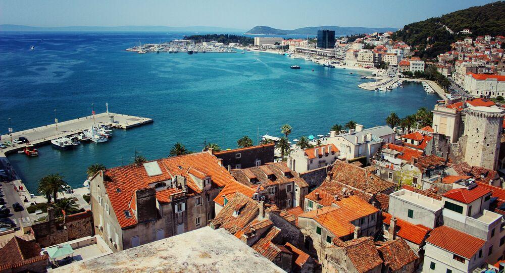 Split, Chorvatsko