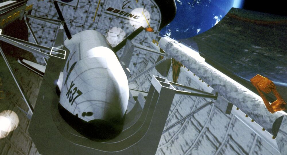 Bezpilotní letoun X-37