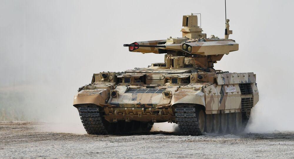 Bojové vozidlo Terminátor-3